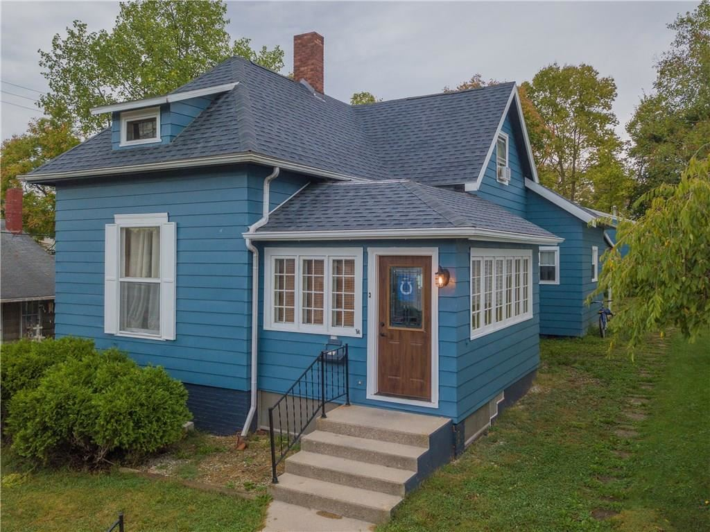 312 North 12th Street, New Castle, IN 47362 - #: 21674228