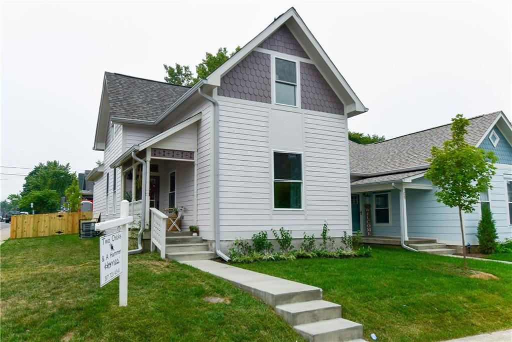 115 East Palmer Street, Indianapolis, IN 46225 - #: 21728228