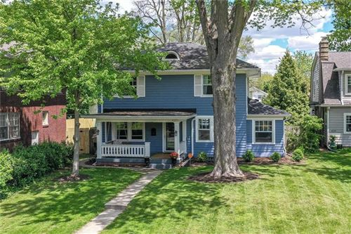 Photo of 4225 Broadway Street, Indianapolis, IN 46205 (MLS # 21785229)