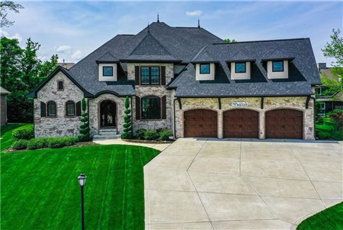 Photo of 14334 Stella Court, Fishers, IN 46040 (MLS # 21787229)