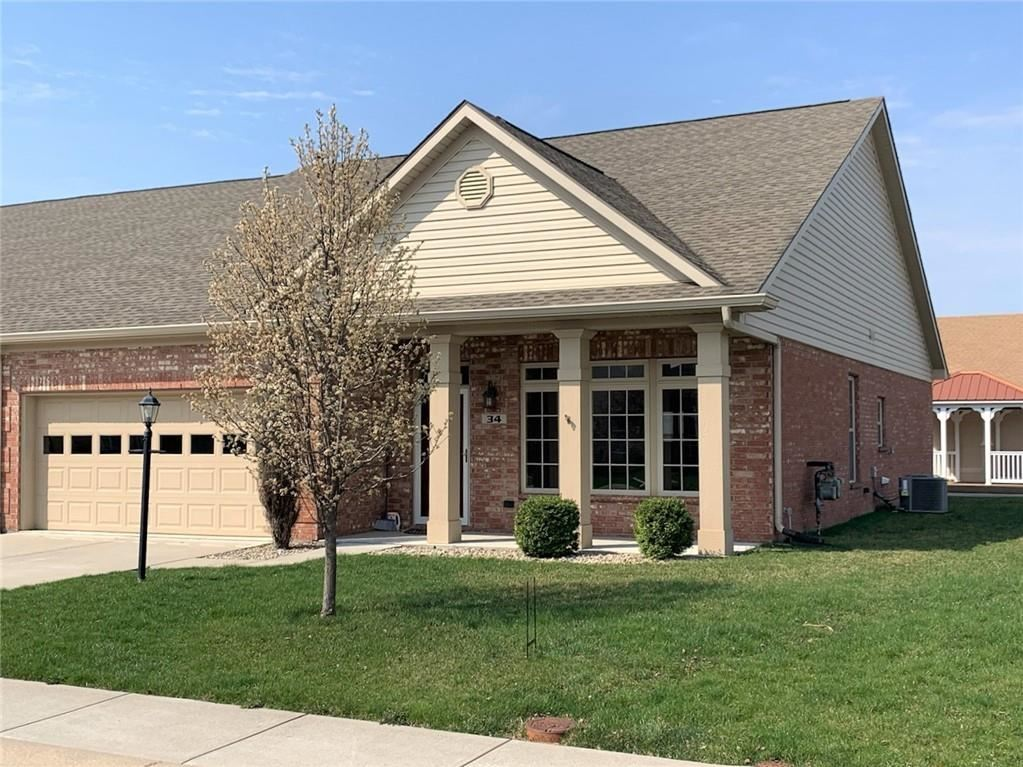 34 Copperleaf Drive, Crawfordsville, IN 47933 - #: 21764230