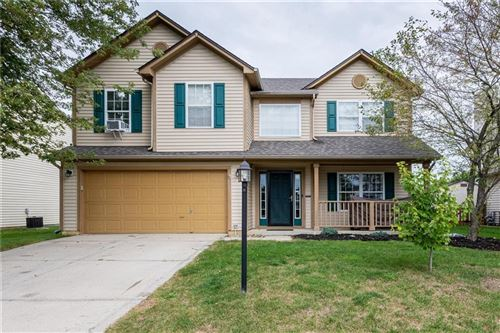 Photo of 10138 Beresford Court, Fishers, IN 46038 (MLS # 21813231)