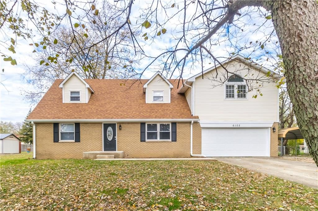 6102 West Loretta Drive, Indianapolis, IN 46221 - #: 21680231