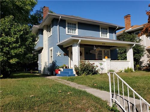 Photo of 4026 Ruckle Street, Indianapolis, IN 46205 (MLS # 21755232)