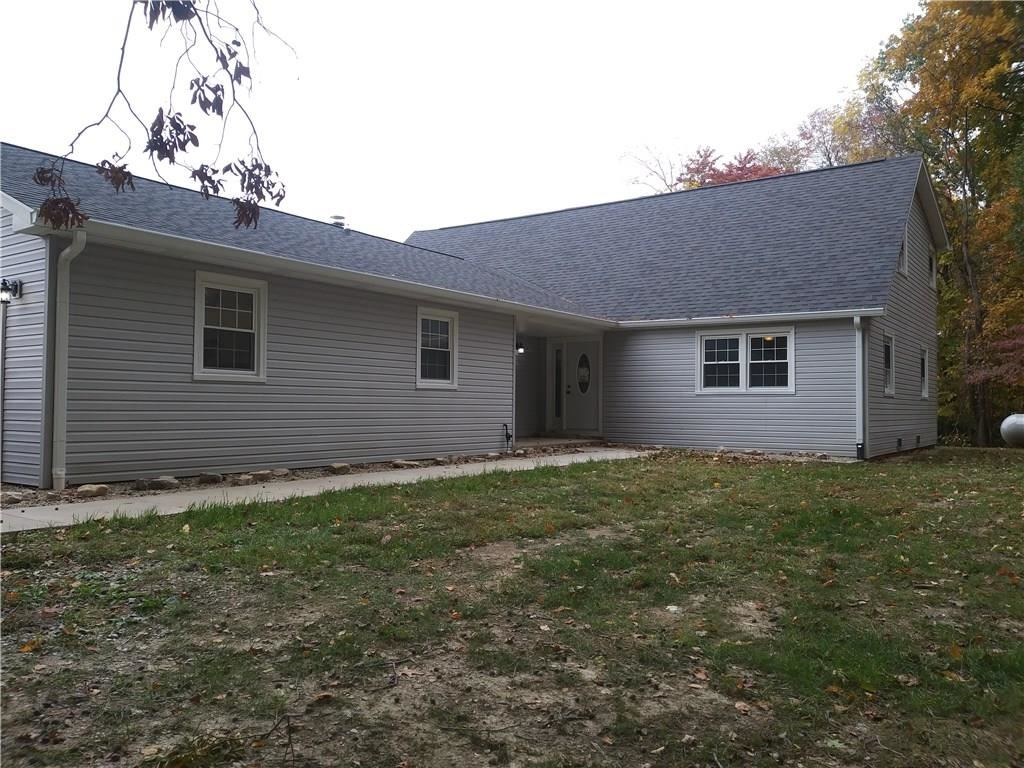 9333 South C. R. 750 East, Cloverdale, IN 46120 - #: 21676233