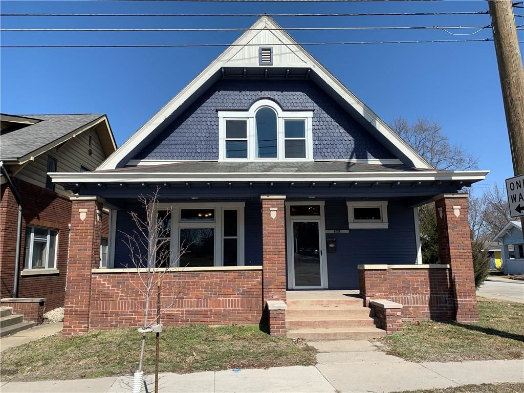 828 East RAYMOND Street, Indianapolis, IN 46203 - #: 21722233