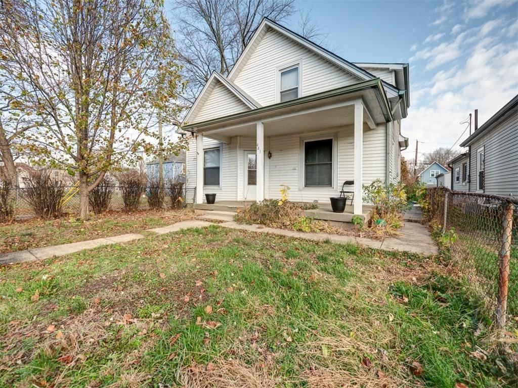 463 North Centennial Street, Indianapolis, IN 46222 - #: 21750233