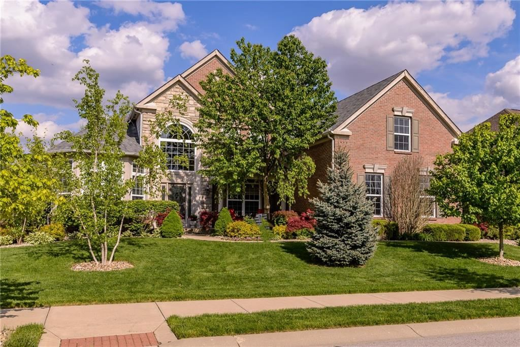 10299 STRONGBOW Road, Fishers, IN 46040 - #: 21626234
