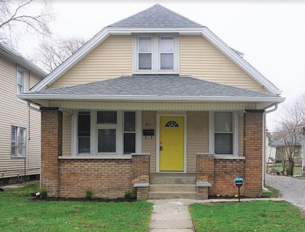811 North Parker Avenue, Indianapolis, IN 46201 - #: 21702234
