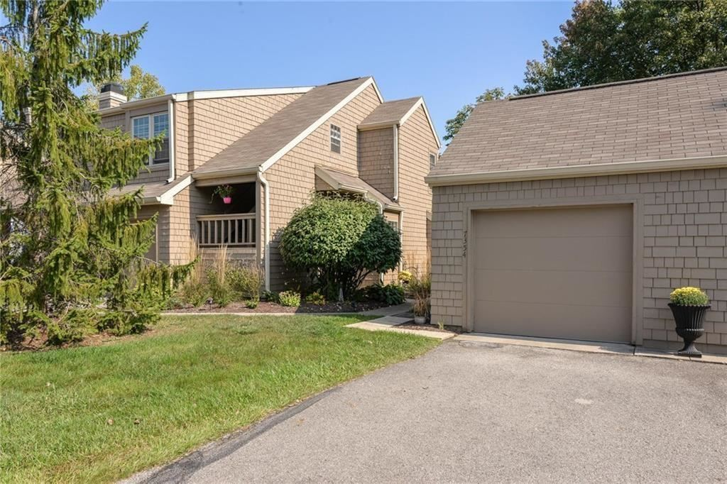 7354 Harbour Isle #185, Indianapolis, IN 46240 - #: 21681235