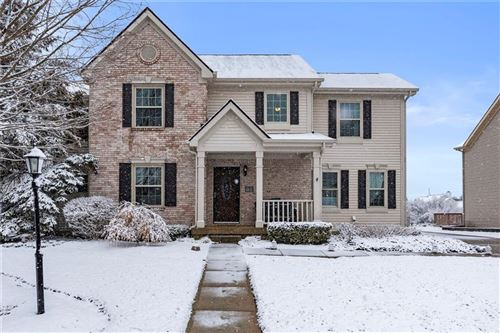 Photo of 11528 Little Rock Court, Fishers, IN 46037 (MLS # 21697236)
