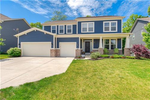 Photo of 4160 Ginkgo Court, Danville, IN 46122 (MLS # 21712236)