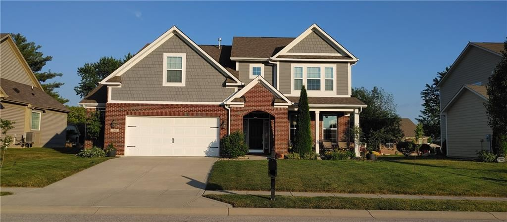 Photo of 7803 Dartmouth Court, Brownsburg, IN 46112 (MLS # 21719236)