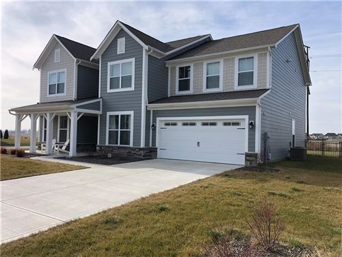 Photo of 10014 Gallop Lane, Fishers, IN 46040 (MLS # 21760237)