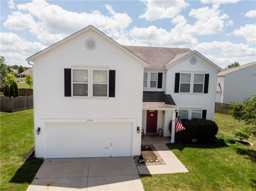 10531 Pleasant View Lane, Fishers, IN 46038 - #: 21724237