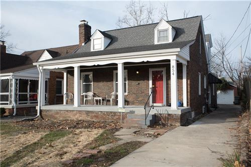 Photo of 854 North Hawthorne Lane, Indianapolis, IN 46219 (MLS # 21696238)