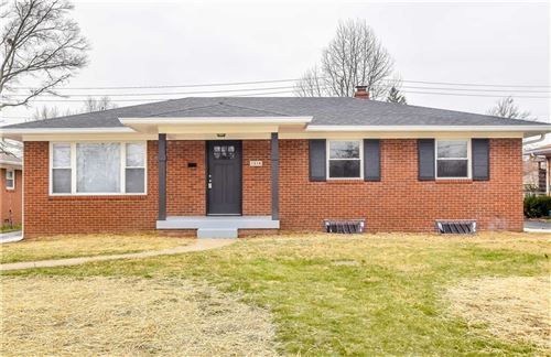 Photo of 1314 North Graham, Indianapolis, IN 46219 (MLS # 21754238)