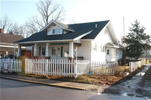 Photo of 137 North Tennessee Street, Danville, IN 46122 (MLS # 21699239)