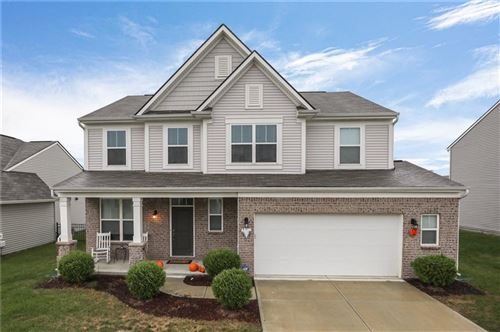 Photo of 8330 Penbrooke Place, Indianapolis, IN 46237 (MLS # 21749239)