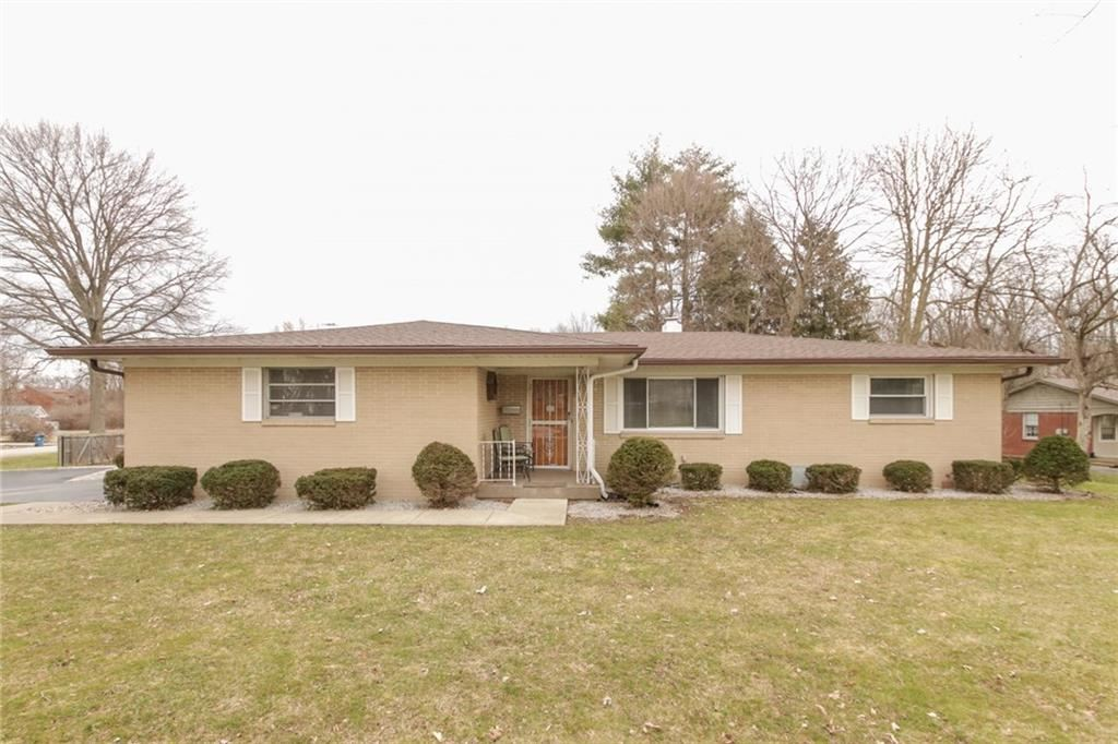 3541 Highwoods N Drive, Indianapolis, IN 46222 - #: 21681239