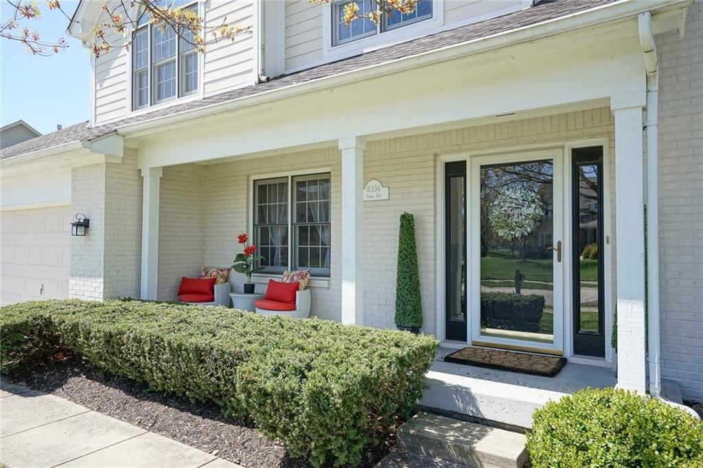 8336 Coral Bay Court, Indianapolis, IN 46236 - #: 21706239