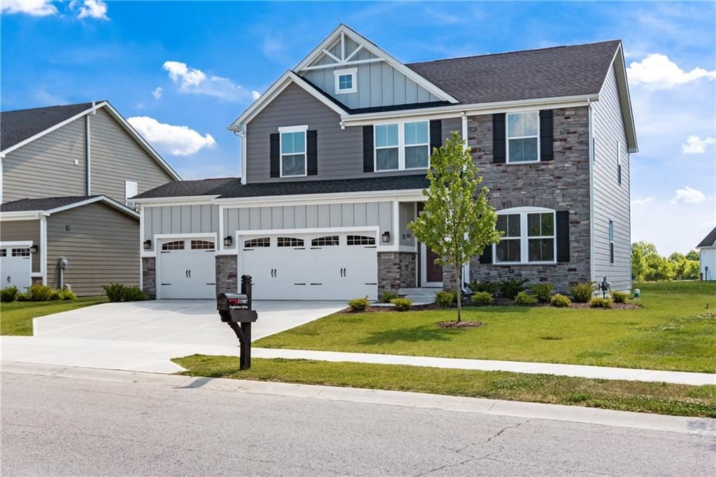 11987 Eagleview Drive, Zionsville, IN 46077 - #: 21719239
