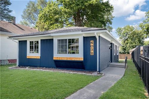 Photo of 4032 Rookwood Avenue, Indianapolis, IN 46208 (MLS # 21813240)