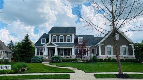 Photo of 5339 North Randolph Crescent E Drive, Carmel, IN 46033 (MLS # 21715241)