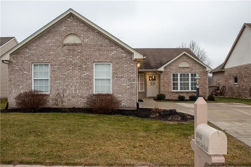 18948 Round Lake Rd, Noblesville, IN 46060 - #: 21760241