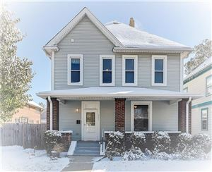 Photo of 2631 North Alabama Street, Indianapolis, IN 46205 (MLS # 21675242)