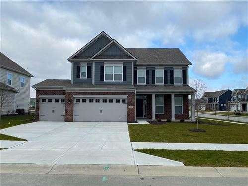 Photo of 5220 Aegis Drive, Noblesville, IN 46062 (MLS # 21710242)