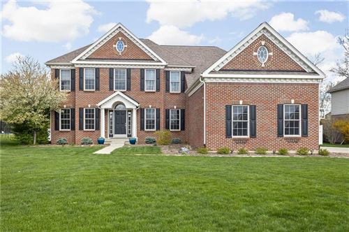 Photo of 9074 Stonington Place, Zionsville, IN 46077 (MLS # 21778242)