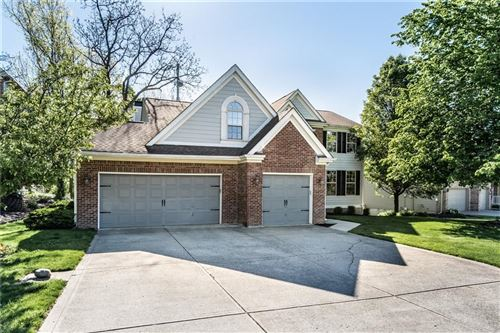 Photo of 10898 Pine Bluff Drive, Fishers, IN 46037 (MLS # 21784242)