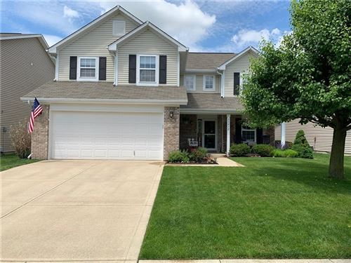 Photo of 11412 Pegasus Drive, Noblesville, IN 46060 (MLS # 21800242)