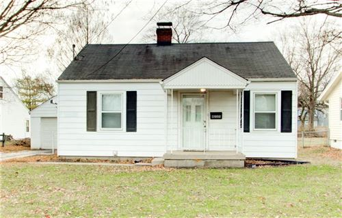 Photo of 8225 East 47th Street, Indianapolis, IN 46226 (MLS # 21685244)