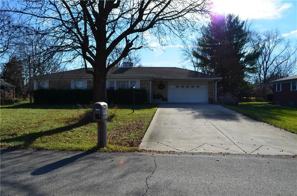 3601 Lindbergh Drive, Indianapolis, IN 46237 - #: 21758245