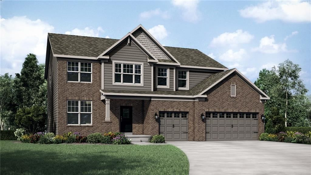 15493 Brown Jack Drive, Fishers, IN 46040 - #: 21725246