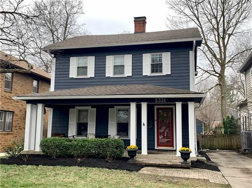 Photo of 5331 Central Avenue, Indianapolis, IN 46220 (MLS # 21702247)