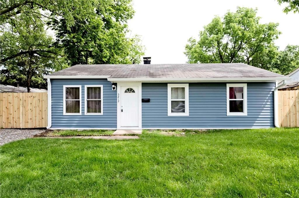 5212 East 33rd Street, Indianapolis, IN 46218 - #: 21716247