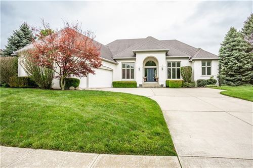 Photo of 9358 Timberline Way, Indianapolis, IN 46256 (MLS # 21706248)