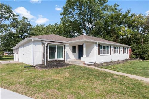 Photo of 9530 North Park Avenue, Indianapolis, IN 46240 (MLS # 21740248)