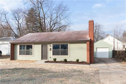 Photo of 3744 Manor, Indianapolis, IN 46218 (MLS # 21656249)