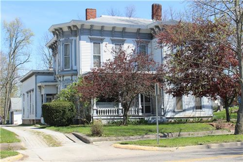 Photo of 610 East Wabash Avenue, Crawfordsville, IN 47933 (MLS # 21706250)