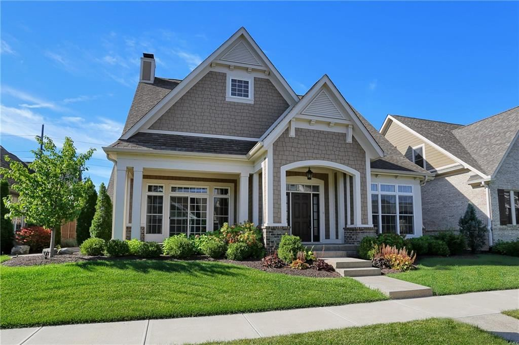 Photo of 3457 Woodham Place, Carmel, IN 46033 (MLS # 21722250)