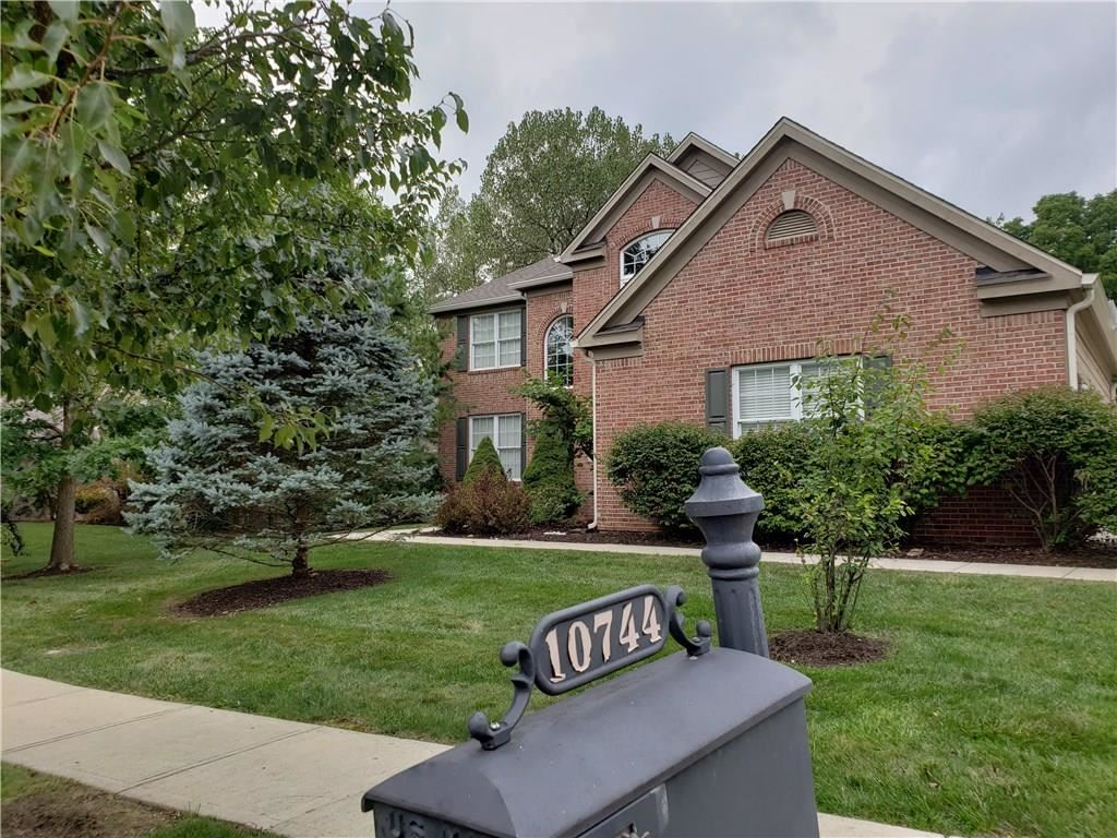10744 Tallow Wood Lane, Indianapolis, IN 46236 - #: 21736250