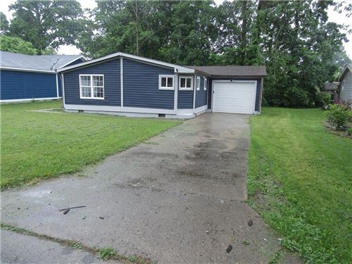 Photo of 3815 IRELAND Drive, Indianapolis, IN 46235 (MLS # 21789251)