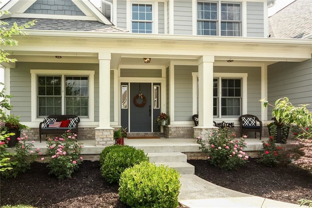 Photo of 10221 Timberstone Drive, Fishers, IN 46040 (MLS # 21695251)