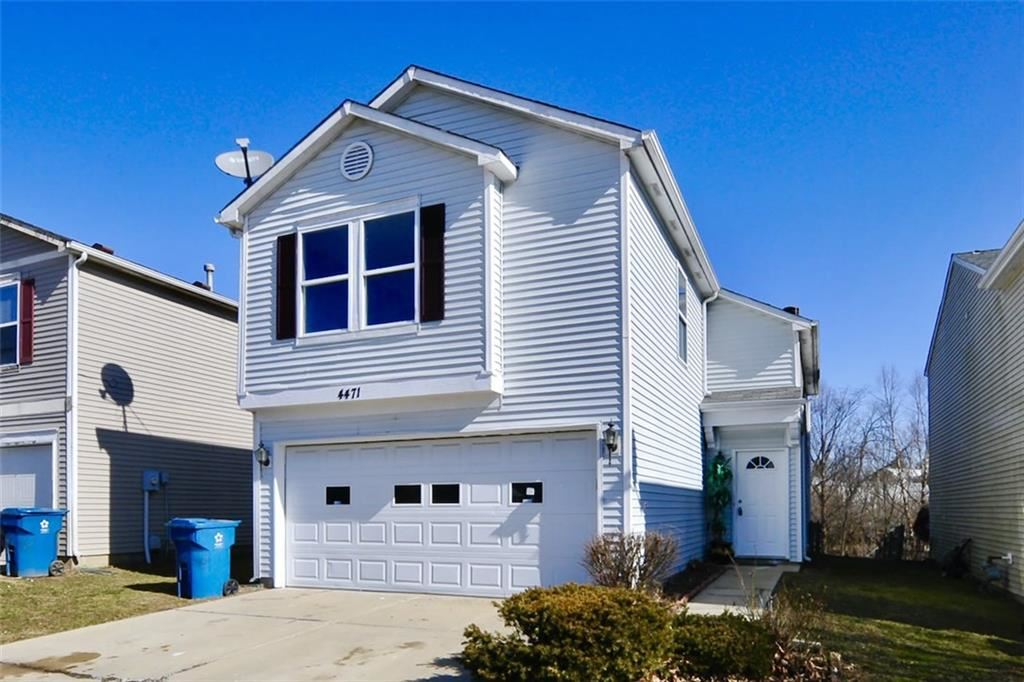 4471 COURTFIELD Drive, Indianapolis, IN 46254 - #: 21696251