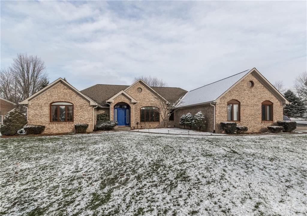 3084 West Birdsong Drive, Greenfield, IN 46140 - #: 21759251