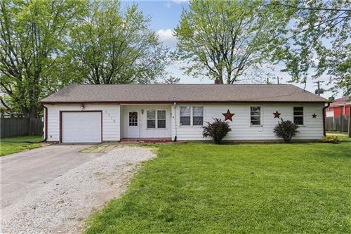 Photo of 3710 MINGER Road, Indianapolis, IN 46222 (MLS # 21785252)